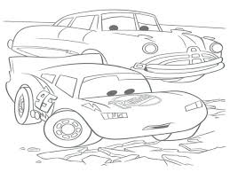 lightning mcqueen coloring pages pdf cars pictures colouring