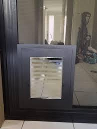 Standard Size Patio Door by Backyards Installing The Modular Aluminum Patio Door Idea Pet