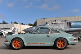 porsche singer blue automotiveblogz porsche 911 reimagined by singer monterey 2013