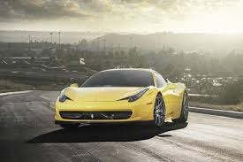 Ferrari 458 Horsepower - davide458italia ferrari 458 italia by vorsteiner