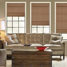 bamboo shades u0026 natural shades shades the home depot