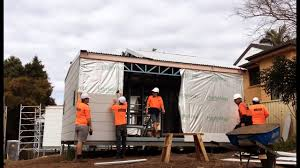 Tiny Houses On Foundations by Tiny Homes Foundation From The Ground Up Youtube