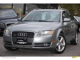 2007 Audi Avant 2007 Quartz Gray Metallic Audi A4 3 2 Quattro Avant 19495509