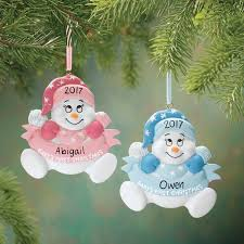 personalized baby s ornament kimball