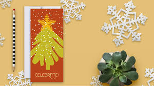 christmas card design with creative market freebies youtube