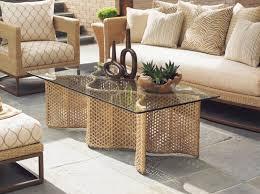tommy bahama coffee table coffee table outdoor sofa lexington tommy bahama aviona living room