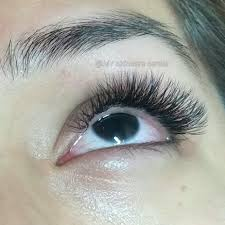 volumation eyelash extensions before u0026 after pics in bergen essex