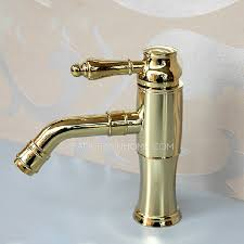 Bathroom Faucets Single Hole by Inexpensive Brass Single Hole Lengthen Spout Bathroom Faucet