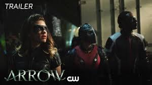 teaser trailer of arrow episode thanksgiving