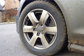 tyres for audi the a6 gets ready for winter our cars honest