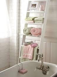 Shabby Chic Bath Towels by 16 Shabby Chic Storage Ideas At Shabbychic Guru College Days