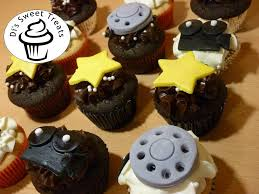 hollywood themed cupcakes di u0027s sweet treats youtube