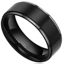 men in black wedding band best 25 titanium wedding rings ideas on titanium