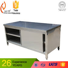 free standing stainless steel kitchen cabinet free standing