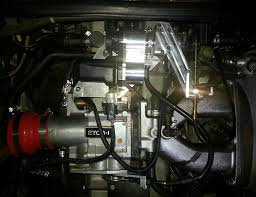 lexus is300 throttle position sensor finished throttle body dbw to slave dbc with oem function test