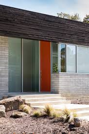 building a modern house for under 200 a square foot curbed down was to use readily available simple and inexpensive materials in a novel way the plan starts on the exterior which is crafted from concrete