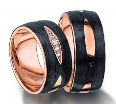 carbon fiber wedding band furrer jacot unique swiss made carbon fiber rings collection