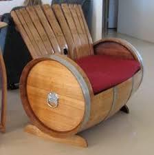 wine barrel seats creativelyinclined diy wine projects