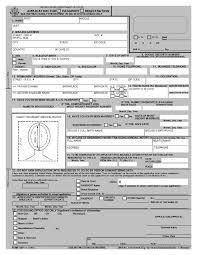 best 25 passport renewal application form ideas on pinterest