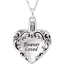 necklaces that hold ashes quality cremation jewelry in sterling silver
