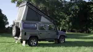 land rover discovery camping pop top for land rover defender mulgo