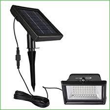 Bright Solar Spot Lights - lighting portfolio 12x black solar led landscape flood light
