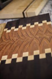 Maple Cutting Boards Black Walnut Maple And Cherry End Grain Cutting Board By