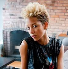 short natural tapered low hairstyles with a part 26 natural hairstyles for black women styles weekly