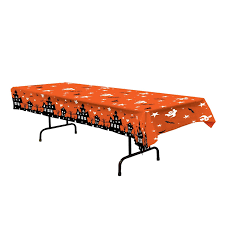 party central halloween halloween table covers halloween wikii