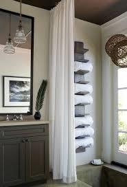 Towel Storage For Small Bathrooms Small Bathroom Towel Storage
