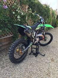 125 motocross bikes kawasaki kx125 kx 125 motocross bike in harleston norfolk