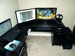 Custom Gaming Desk Custom Computer Desk Plans Computer Desk Custom Desk Computer