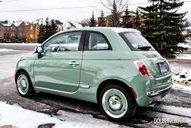 2016 fiat 500 1957 edition review doubleclutch ca