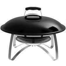 weber 2750 mobile pit with stand amazon co uk garden u0026 outdoors
