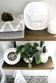 shelves in bathroom ideas diy rustic bathroom shelves hometalk