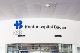 Spital Baden Kantonsspital Baden Licht Und übersicht Frontwork