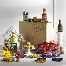 Send Food Gifts Irish Food Parcel Gift Box Including A Selection Of Irish Crisps