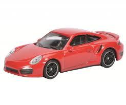 porsche 911 porsche 911 turbo 991 guards red 1 64 edition 1 64 car