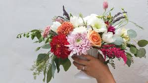 how to make floral arrangements how to make a s day bouquet cnn