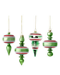tree finial lights decoration