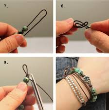 leather cord bracelet knot images Best 25 leather cord bracelets ideas diy bracelets jpg