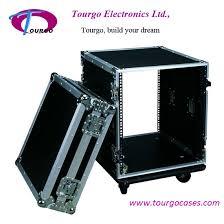 Audio Rack Case 12u Amp Rack Case With Wheels 18