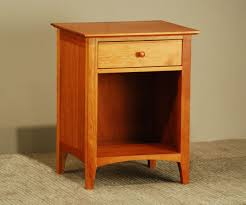 Cherry Wood Nightstands Great Cherry Wood Nightstands Cherry Pond Cambridge 1 Drawer