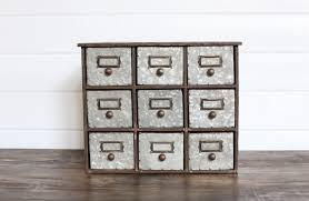 Antique Storage Cabinet Metal Cabinet Rustic Metal Cabinet Distressed Metal Cabinet