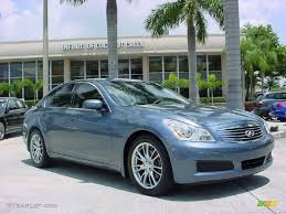 Light Blue Color by 2008 Lakeshore Slate Light Blue Infiniti G 35 Sedan 29668629