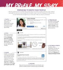 Tip Sheet For Your Creative Talent Connect Rock Your Profile Tip Sheet