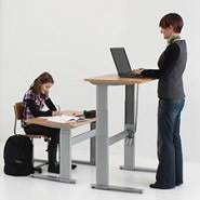 Sit Stand Desks Employees Are Taking A Stand With Sit Stand Desks Associated