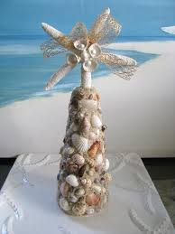 diy trees from sea shells decor decor