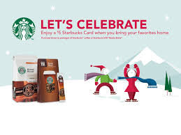 starbuck gift card deal starbucks coffee deal at kroger faithful provisions