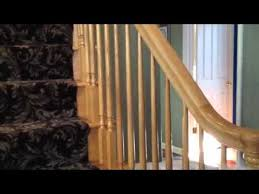 What Is Banister Toockies Cloths Clean Dirt Off Of Banister Youtube